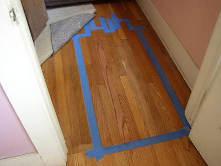 Wood floor doctor hardwood flooring repair phoenix for Wood floor repair