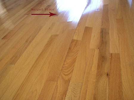Fix Damaged Hardwood Flooring In Phoenix Phoenix Area Hardwood
